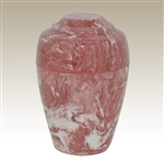 Rose Small Grecian Cultured Marble Urn