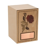 Mosaic Rose - Oak