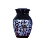 Mosaic Keepsake - Black