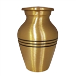 Brass Grecian Keepsake