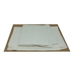 Disposable Paper / Plastic Sheets