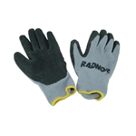 Cotton Poly Latex Coated Palm Gloves