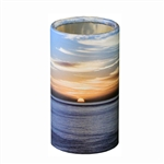 Ocean Sunset Mini Scattering Tube