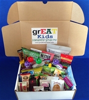 GREAT Kids Snack Box