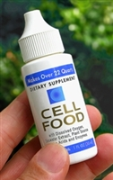 CELLFOOD (Plus FREE book)