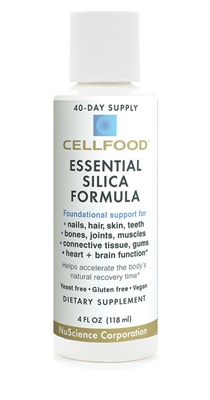 CELLFOOD ESSENTIAL SILICA