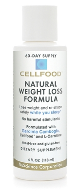 CELLFOOD NATURAL WEIGHT LOSS