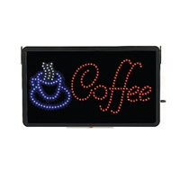 <b>AARCO</b> Lighted Coffee Sign