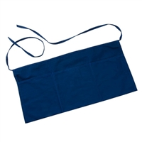 <b>Blue</b> Best Value Textiles Waitress Apron