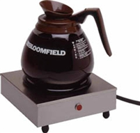 Bloomfield Single Slim Line Coffee Warmer