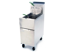 <b>Dean</b> Dean Super Runner Fryer <b>50 lb.</b>