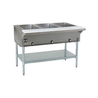 <b>Eagle</b> 3 Well Hot Food Table 208v