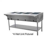 <b>Eagle</b> 5 Well Hot Food Table 208v
