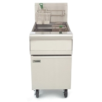 <b>Frymaster</b> Chicken & Fish Gas Fryer <b>75 lbs.</b>