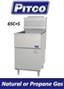 Pitco 65 - 80 lb. Economy Gas Fryer