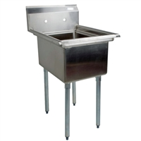 <b>SES</b> Single Compartment Utility Sink