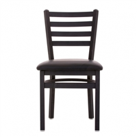 Sesco Ladder Back Chair *Textured Frame*