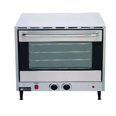 Holman Electric Countertop Convection Oven : Star Mfg. 1/2 Pan Electric Countertop Convection Oven