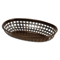 <b>Tablecraft</b> Brown Classic Basket
