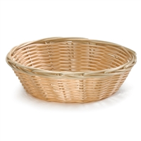 <b>Tablecraft</b> Round Woven Basket