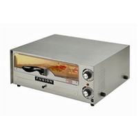 "<b>Tomlinson</b> 12"" Glass Door Countertop Pizza & Snack Oven"