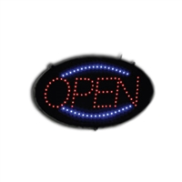 <b>Winco</b> LED Open Sign