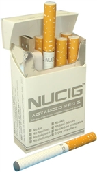 Electric cigarette UK NUCIG Advanced PRO 4 - USB Real Look Set