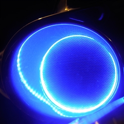 Harely Front LED Speaker Rings | Empire HydroSports