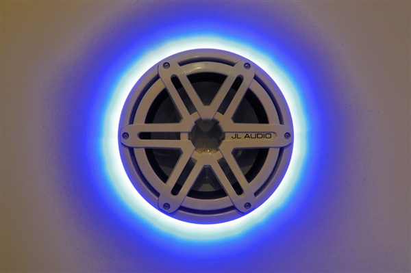 "JL Sub 12"" LED Speaker Ring 