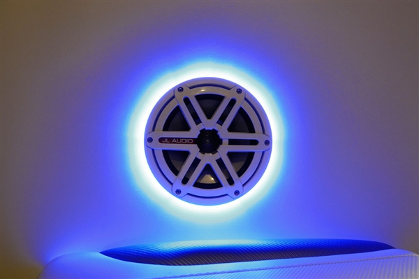 JL M880 LED Speaker Rings | Empire HydroSports