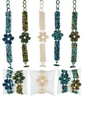Assortment - Bracelet - Crystal Petals