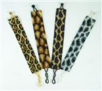 "Assortment - Bracelet - 1"" Friendship - Animal Print"