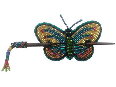 Barrette - Butterfly Rainbow