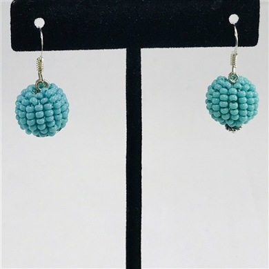 Tanya Earrings - Turquoise