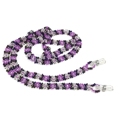 Eyeglass Chain - pinks