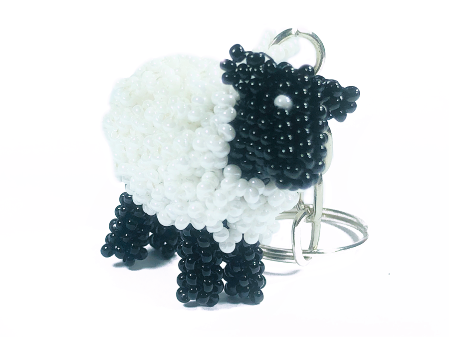 Keychain Charm - Sheep