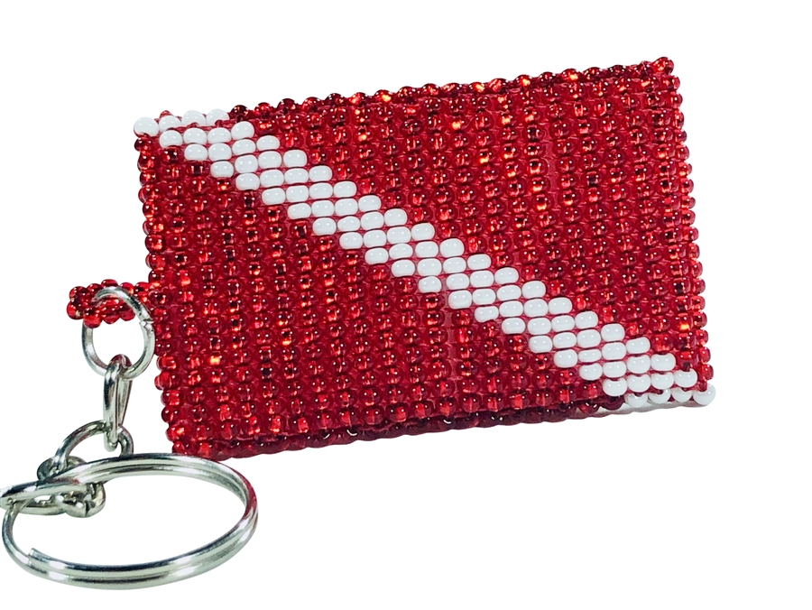 Keychain Charm - Diving Flag