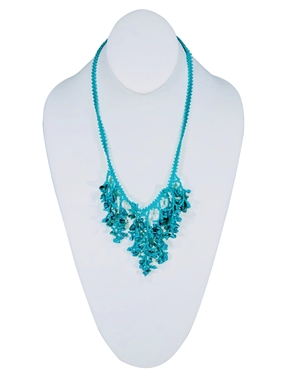Necklace - Cleavage Turquoise