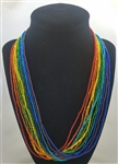 Necklace Mia - Rainbow