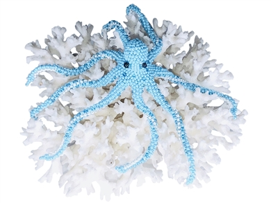 Pin Deluxe - Octopus Blue