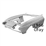 03-6666FE2P 1966 Pre-Assembled Front-End - Press Molded