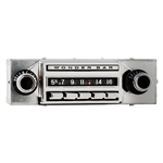 184-382201B 1958 Corvette Wonderbar AM FM Stereo