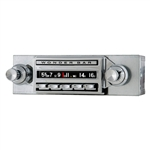 184-452201B 1961-62 Corvette Wonderbar AM FM Stereo