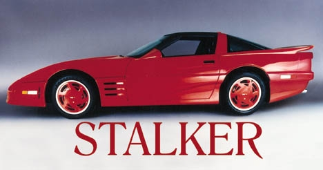 1 2157 85 90 Stalker Wide Body Kit Coupe