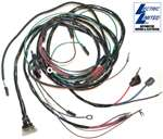 1-29283 65 Harness. Engine W/O Air Conditioning 65 Late