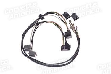 1-29417 63 Harness. Headlight Bucket Extensions 2 Piece