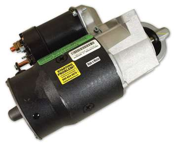 36526 - 62-69 Starter Motor. 327 Reconditioned