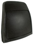1-4478 Corvette Seat Bucket. Paint-To-Match Top 1979-1980-1981-1982