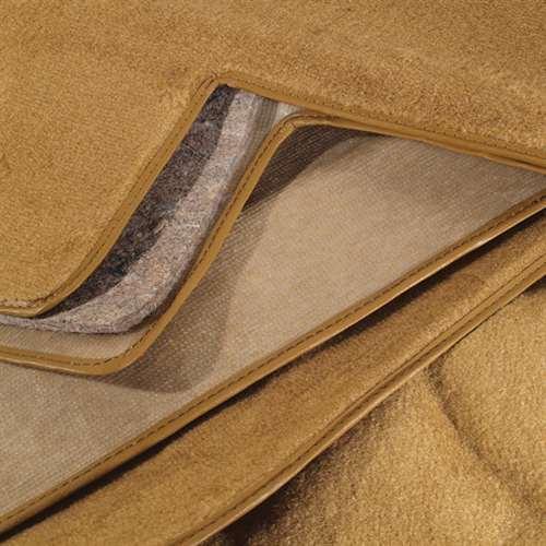 Corvette Part 76 Carpet Buckskin Pile