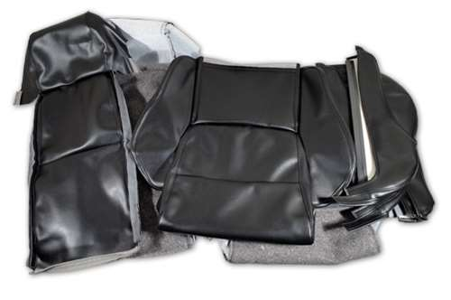 Galerry c4 corvette seat covers 1989 1990 sport seat covers
